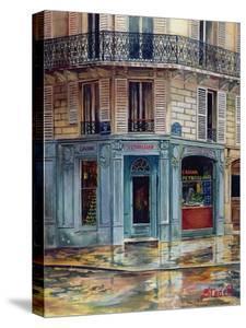 The Petrossian Caviar Shop in Paris by French School