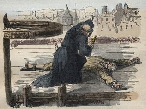 The Torture of Jean Calas by French School
