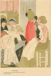 French Seamstress Shop