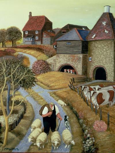 French Street Farm-Margaret Loxton-Giclee Print