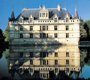 French Water Chateau