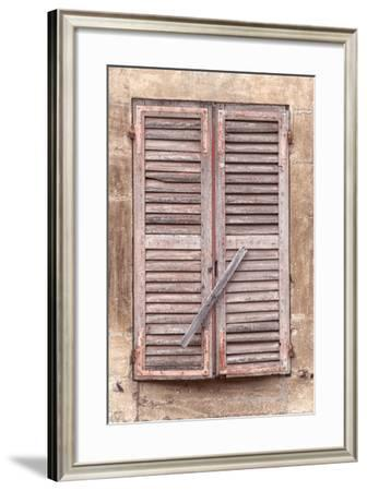 French Windows III-Cora Niele-Framed Photographic Print