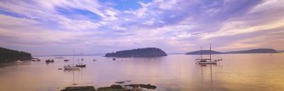 Frenchman Bay, Bar Harbor, Maine, USA--Photographic Print