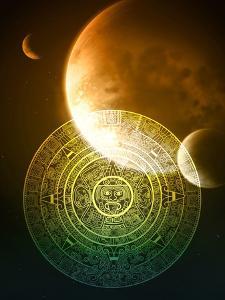 Maya Prophecy by frenta
