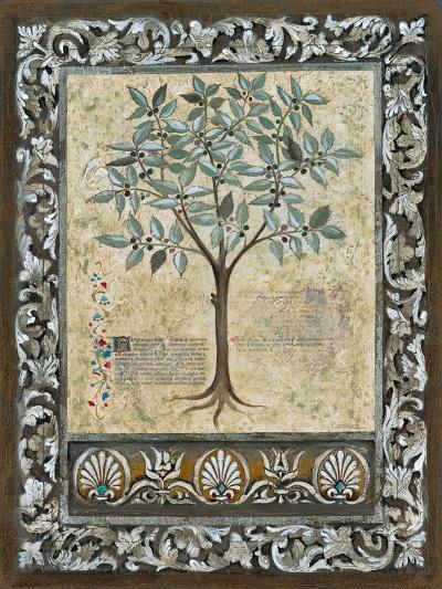 Fresco Botanica I-Jen Kirstein-Giclee Print