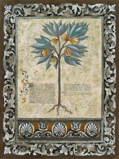 Fresco Botanica III-Jen Kirstein-Giclee Print