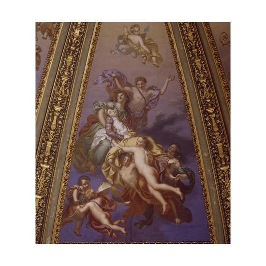 Fresco Cycle of Saints' Triumphs-Enrico Scuri-Giclee Print