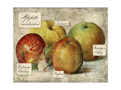 Fresco Fruit VIII-Kate Ward Thacker-Art Print
