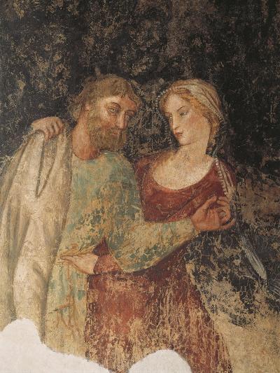 Fresco, Marfisa D'Este's Palace, Ferrara, Emilia-Romagna, Italy, 16th Century--Giclee Print