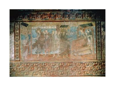 Fresco Representing the Miracles of Jesus--Giclee Print
