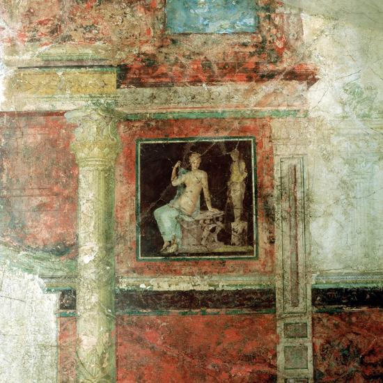 Fresco, Villa Farnesina, Rome, c1510-1519. Artist: Unknown-Unknown-Giclee Print