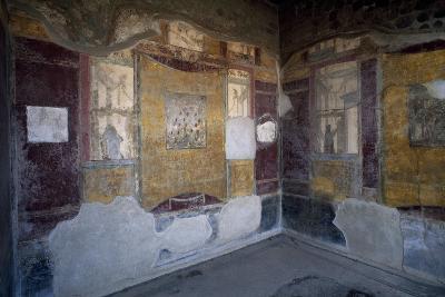 Frescoed Hall, Villa Arianna, Stabiae, Campania, Italy BC, Detail--Giclee Print