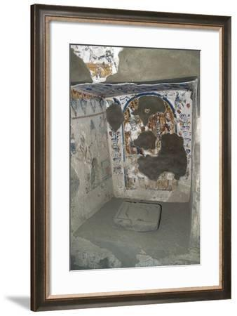 Frescoed Interior--Framed Photographic Print