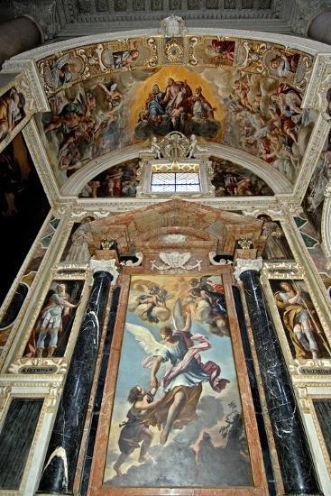 Frescoes (1629) by Tanzio Da Varallo (Born 1575-1580--Photographic Print
