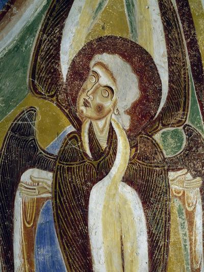 Frescoes, Crypt of Monte Maria Abbey, Near Mals--Giclee Print