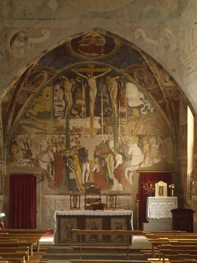 Frescoes-Giovanni Pietro Da Cemmo-Giclee Print