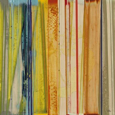 Fresh Air III-Leila-Art Print