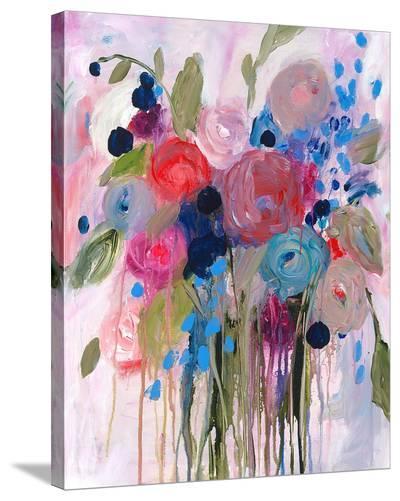 Fresh Bouquet-Carrie Schmitt-Stretched Canvas Print