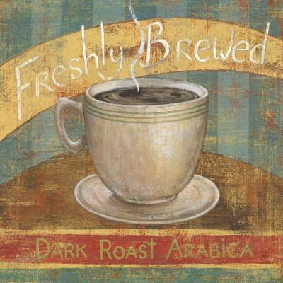 Fresh Brew I-Daphne Brissonnet-Art Print