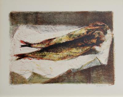 Fresh Fish-Renzo Vespignani-Limited Edition