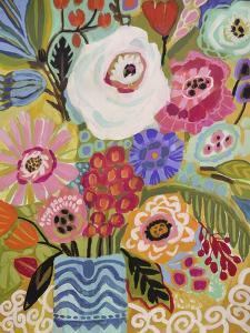 Fresh Flowers in Vase II