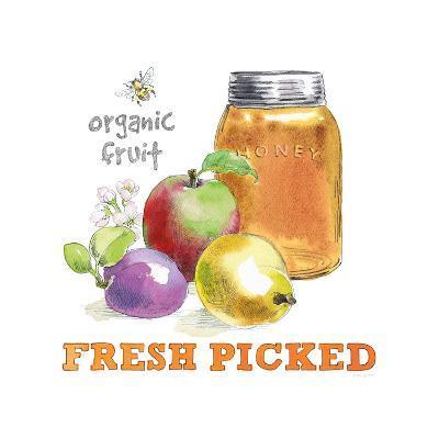 Fresh From The Garden II-Beth Grove-Art Print