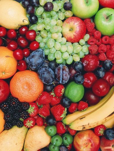 Fresh Fruit-David Parker-Photographic Print