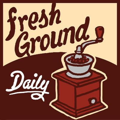 Fresh Ground-Bigelow Illustrations-Art Print