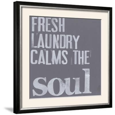 Fresh Laundry II-Deborah Velasquez-Framed Photographic Print