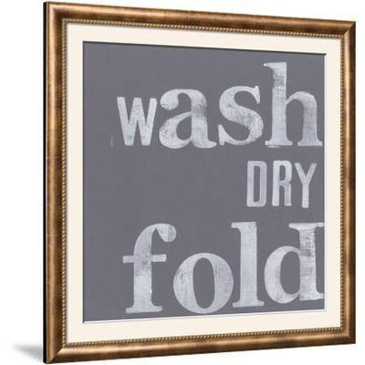 Fresh Laundry III-Deborah Velasquez-Framed Photographic Print