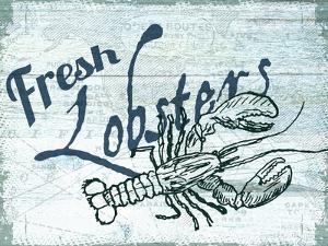 Fresh Lobsters