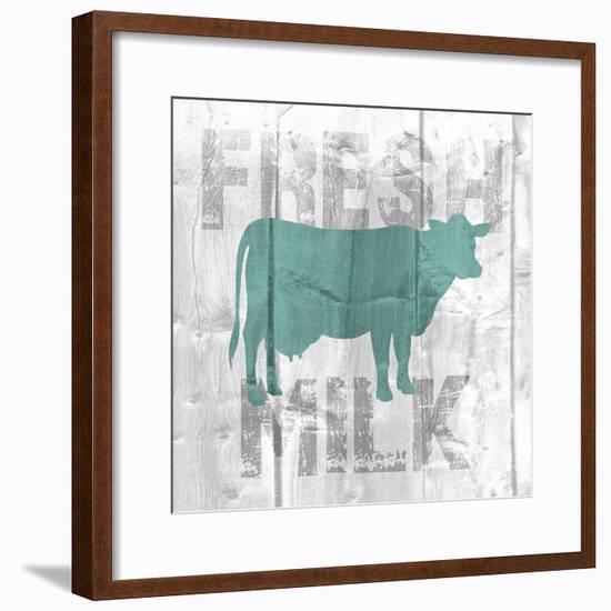 Fresh Milk-Alicia Soave-Framed Art Print