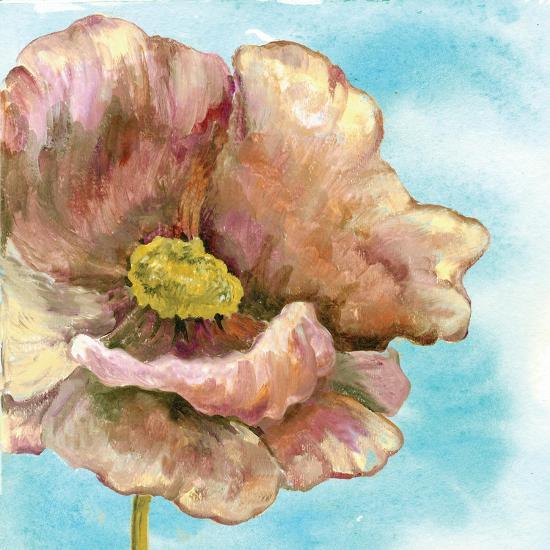 Fresh Poppies I-Margaret Ferry-Art Print