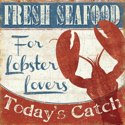 Fresh Seafood I-Pela Design-Premium Giclee Print
