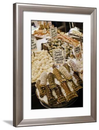 Fresh Seafood I-Bob Stefko-Framed Photographic Print