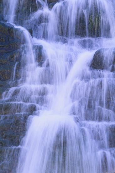 Fresh Waterfall-DLILLC-Photographic Print