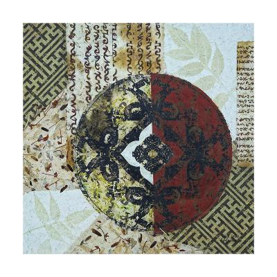 Fretwork Assemblage II-Heidi Coleman-Art Print