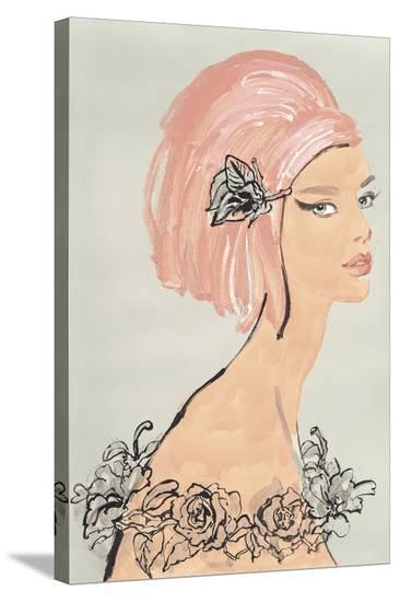 Freya-Barbara Tyler Ahlfield-Stretched Canvas Print