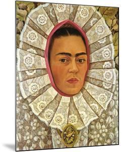 Autoritratto 1948 by Frida Kahlo