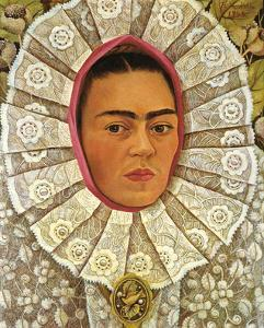 Autoritratto 1948 by Frida Kahlo