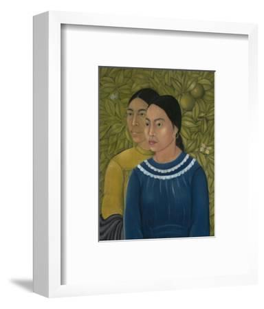 Dos Mujeres (Salvadora y Herminia), 1928