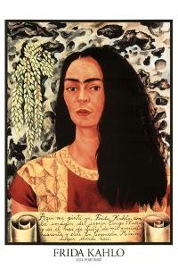 Frida Kahlo (Self Portrait)