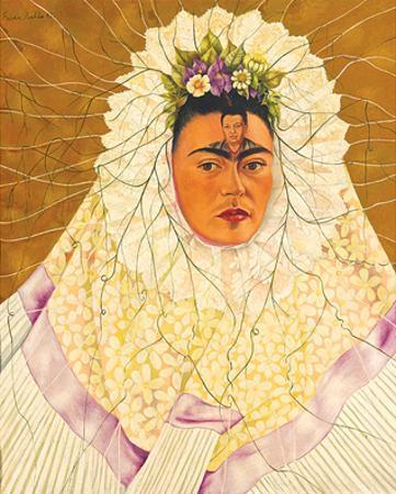 Portrait As Tehuana 1943
