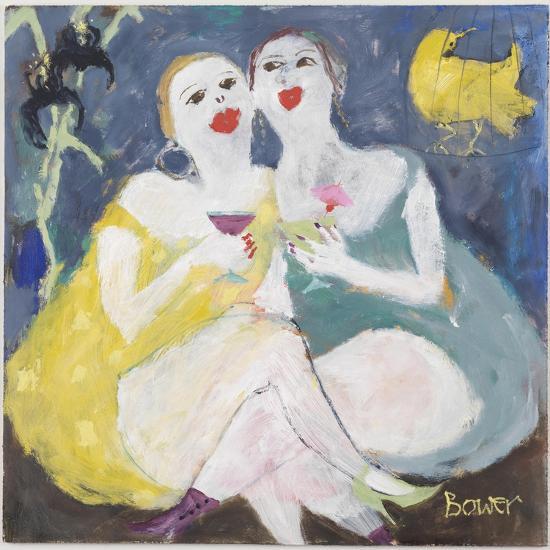 Friday Night Girls, 2007-Susan Bower-Giclee Print