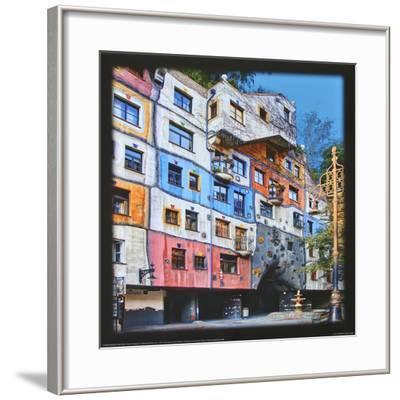 Hundertwasser-House, Vienna