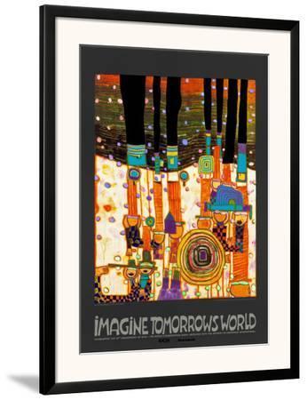 Imagine Tomorrows World (orange)