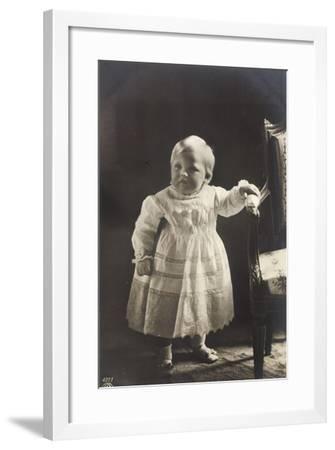Friedrich Franz Von Mecklenburg Schwerin, Npg--Framed Giclee Print