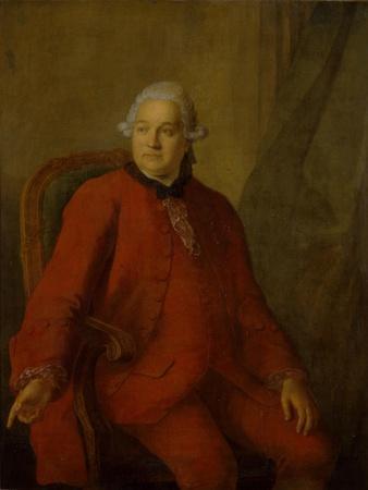 Portrait of Yakov Alexeyevich Shubsky, 1765