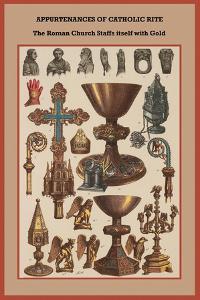 Appurtenances of Catholic Rite by Friedrich Hottenroth