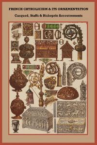 French Catholicism and its Ornamentation by Friedrich Hottenroth